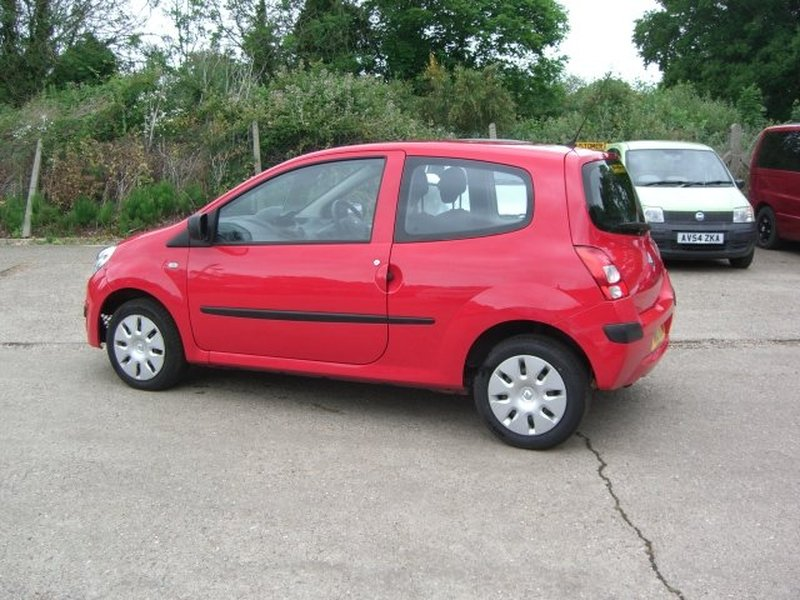 View RENAULT TWINGO  Freeway