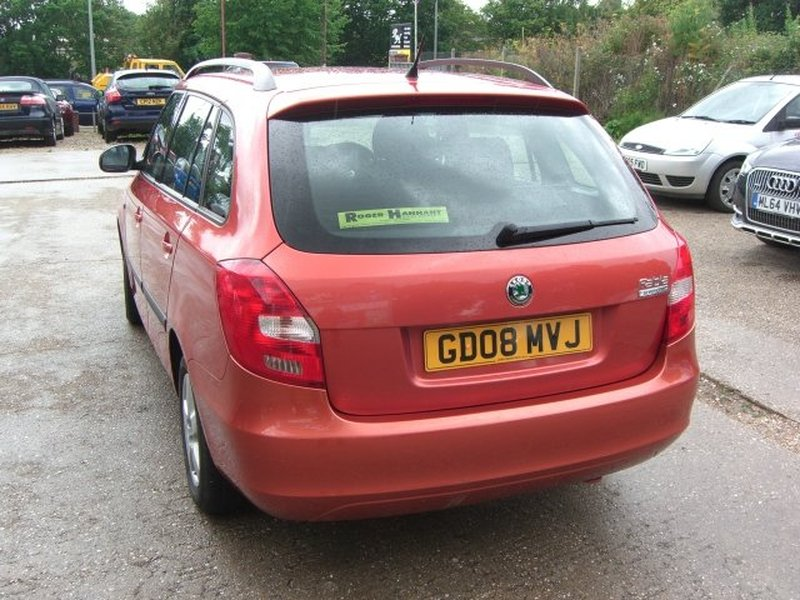 View SKODA FABIA TDi PD 80 Start-Stop Greenline